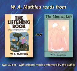 The Listening Book and The Musical Life Audio CD